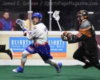 NLL New England Black Wolves 15 vs. Toronto Rock 14 (17)