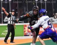 NLL New England Black Wolves 15 vs. Toronto Rock 14 (19)