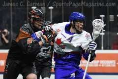 NLL New England Black Wolves 15 vs. Toronto Rock 14 (20)