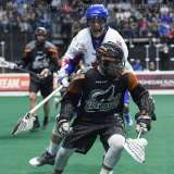 NLL New England Black Wolves 15 vs. Toronto Rock 14 (50)