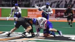 NLL New England Black Wolves 15 vs. Toronto Rock 14 (7)