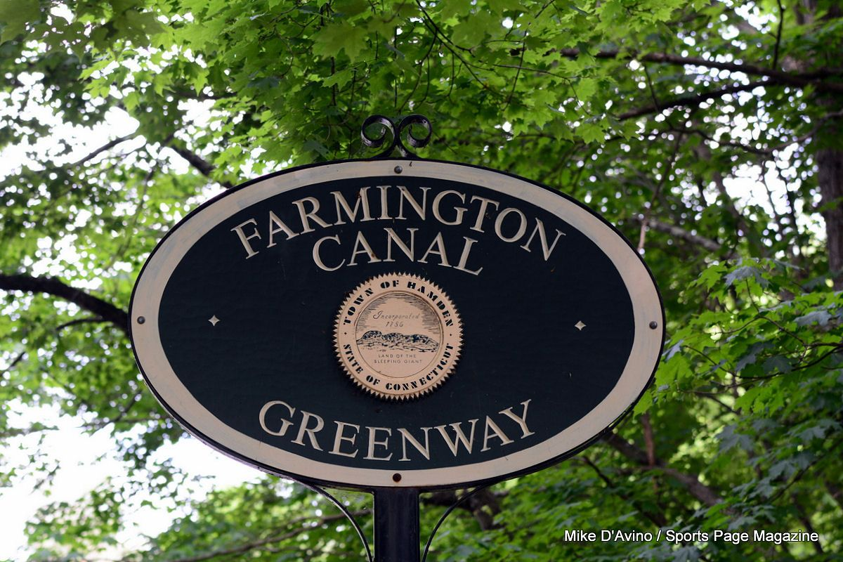 Farmington Canal Trail Hamden - Photo # 001
