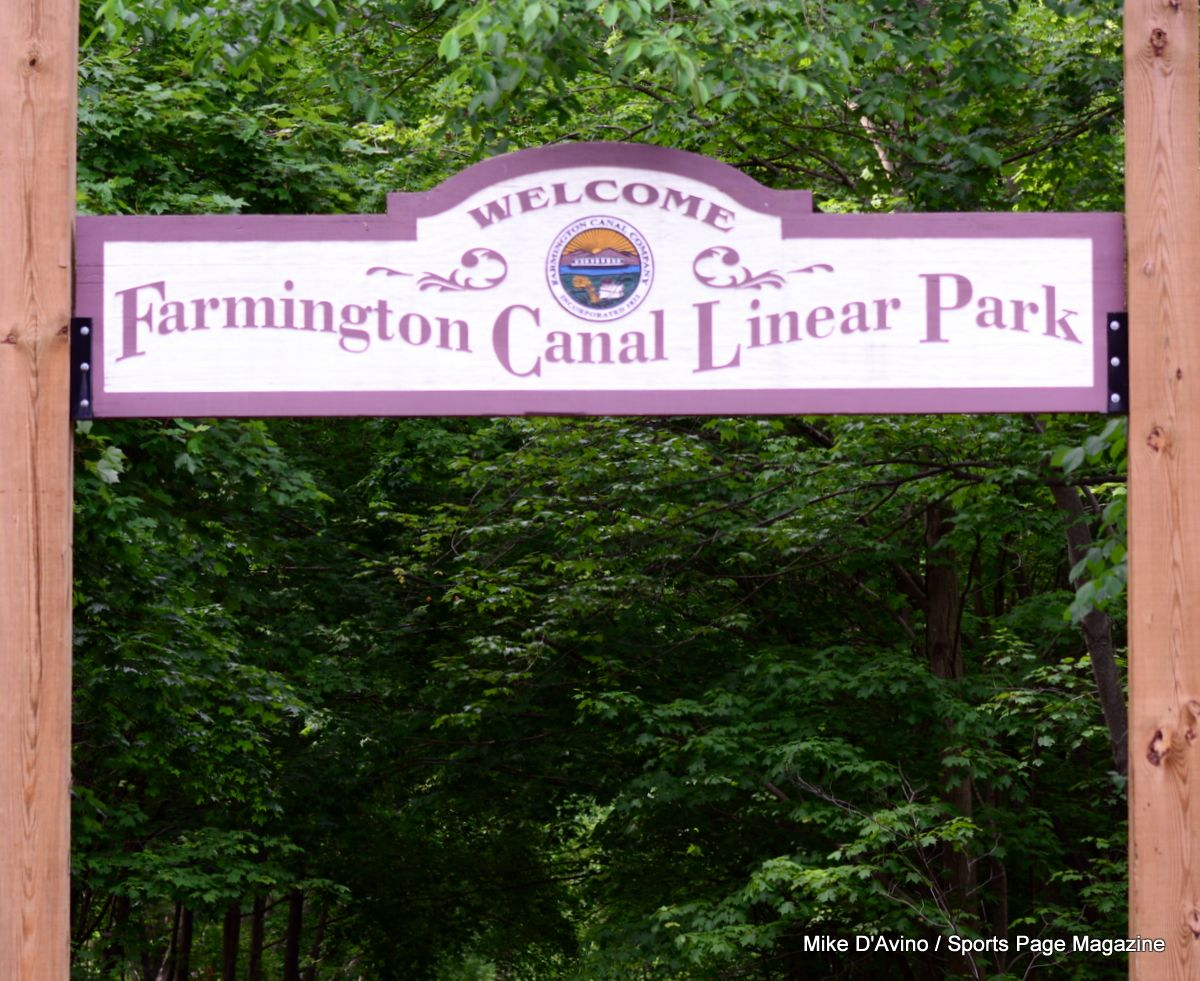 Farmington Canal Trail Hamden - Photo # 002