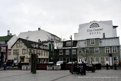 Iceland Vacation; Reykjavik Self City Walk - Photo # 2067
