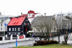 Iceland Vacation; Reykjavik Self City Walk - Photo # 2161