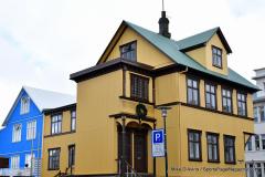 Iceland Vacation; Reykjavik Self City Walk - Photo # 2191