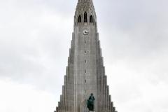 Iceland Vacation; Reykjavik Self City Walk - Photo # 2194