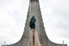 Iceland Vacation; Reykjavik Self City Walk - Photo # 2196