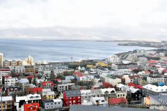 Iceland Vacation; Reykjavik Self City Walk - Photo # 2208