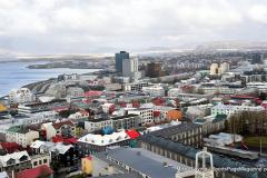 Iceland Vacation; Reykjavik Self City Walk - Photo # 2212