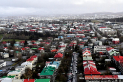 Iceland Vacation; Reykjavik Self City Walk - Photo # 2217
