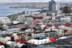 Iceland Vacation; Reykjavik Self City Walk - Photo # 2226