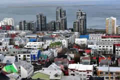 Iceland Vacation; Reykjavik Self City Walk - Photo # 2228