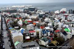 Iceland Vacation; Reykjavik Self City Walk - Photo # 2231