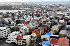 Iceland Vacation; Reykjavik Self City Walk - Photo # 2232