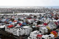 Iceland Vacation; Reykjavik Self City Walk - Photo # 2233