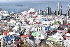 Iceland Vacation; Reykjavik Self City Walk - Photo # 2236