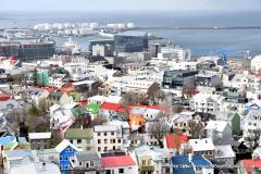 Iceland Vacation; Reykjavik Self City Walk - Photo # 2237