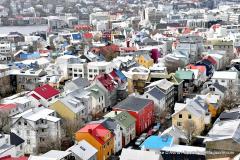 Iceland Vacation; Reykjavik Self City Walk - Photo # 2238