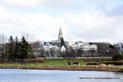 Iceland Vacation; Reykjavik Self City Walk - Photo # 2303