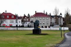 Iceland Vacation; Reykjavik Self City Walk - Photo # 2314