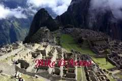 Peru's Machu Picchu and the Andes Mountains # (14)