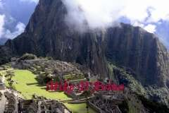 Peru's Machu Picchu and the Andes Mountains # (18)