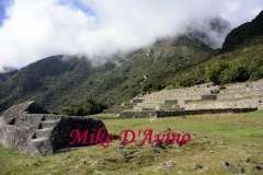 Peru's Machu Picchu and the Andes Mountains # (19)