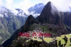 Peru's Machu Picchu and the Andes Mountains # (22)