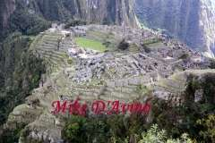 Peru's Machu Picchu and the Andes Mountains # (30)