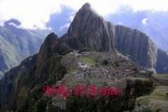 Peru's Machu Picchu and the Andes Mountains # (36)