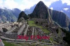 Peru's Machu Picchu and the Andes Mountains # (38)