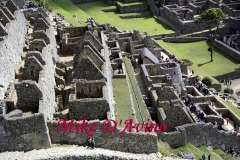Peru's Machu Picchu and the Andes Mountains # (41)