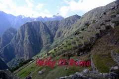 Peru's Machu Picchu and the Andes Mountains # (46)