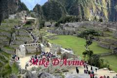Peru's Machu Picchu and the Andes Mountains # (47)