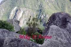 Peru's Machu Picchu and the Andes Mountains # (50)