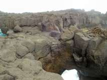 Termas da Ferraria and Volcanic Cliffs (9)
