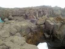 Termas da Ferraria and Volcanic Cliffs (9)