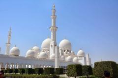 Gallery Non-Sports; The Sheikh Zayed Grand Mosque - Abu Dhabi, UAE (12)