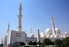 Gallery Non-Sports; The Sheikh Zayed Grand Mosque - Abu Dhabi, UAE (13)