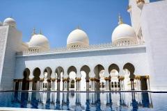 Gallery Non-Sports; The Sheikh Zayed Grand Mosque - Abu Dhabi, UAE (14)