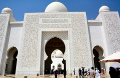 Gallery Non-Sports; The Sheikh Zayed Grand Mosque - Abu Dhabi, UAE (17)