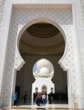 Gallery Non-Sports; The Sheikh Zayed Grand Mosque - Abu Dhabi, UAE (19)