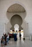 Gallery Non-Sports; The Sheikh Zayed Grand Mosque - Abu Dhabi, UAE (22)