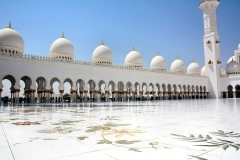 Gallery Non-Sports; The Sheikh Zayed Grand Mosque - Abu Dhabi, UAE (29)