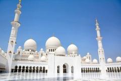Gallery Non-Sports; The Sheikh Zayed Grand Mosque - Abu Dhabi, UAE (34)