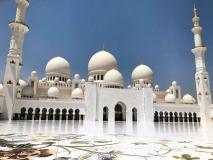Gallery Non-Sports; The Sheikh Zayed Grand Mosque - Abu Dhabi, UAE (4)