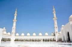 Gallery Non-Sports; The Sheikh Zayed Grand Mosque - Abu Dhabi, UAE (41)