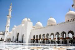 Gallery Non-Sports; The Sheikh Zayed Grand Mosque - Abu Dhabi, UAE (42)
