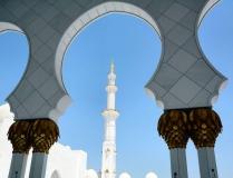 Gallery Non-Sports; The Sheikh Zayed Grand Mosque - Abu Dhabi, UAE (43)